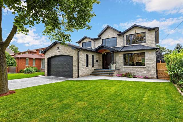 2506 Camilla Rd, Mississauga, ON L5A 2K5 (#W5409752) :: Royal Lepage Connect