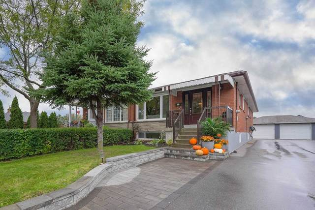 18 Telco Cres, Toronto, ON M9N 3L4 (#W5409848) :: Royal Lepage Connect