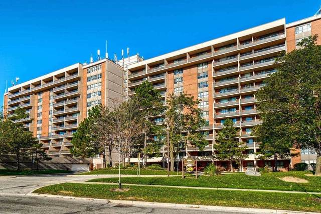 2929 Aquitaine Ave #1214, Mississauga, ON L5N 2C7 (#W5409854) :: Royal Lepage Connect