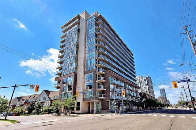 5101 W Dundas St #804, Toronto, ON M9A 1C1 (#W5410034) :: Royal Lepage Connect