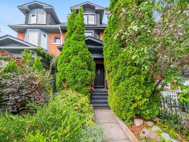 766 Shaw St, Toronto, ON M6G 3M1 (#W5410076) :: Royal Lepage Connect