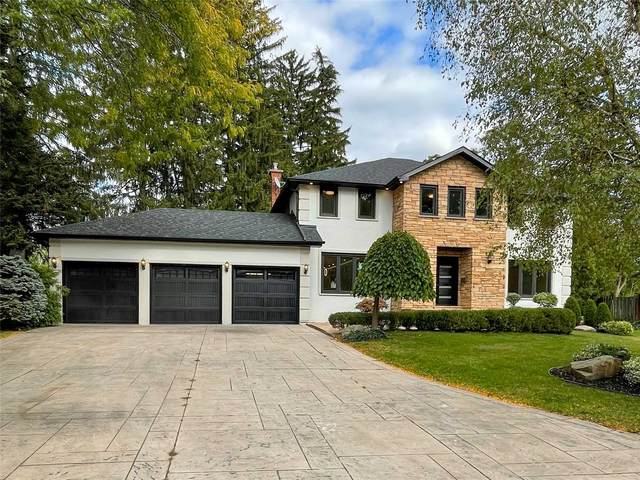 1298 Bunsden Ave, Mississauga, ON L5H 3T9 (#W5410113) :: Royal Lepage Connect
