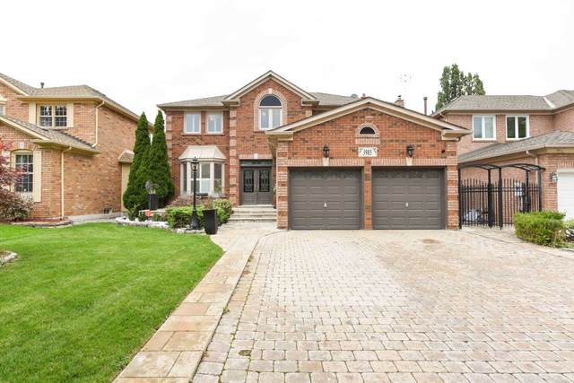 3985 Rolling Valley Dr, Mississauga, ON L5L 5P3 (#W5410139) :: Royal Lepage Connect