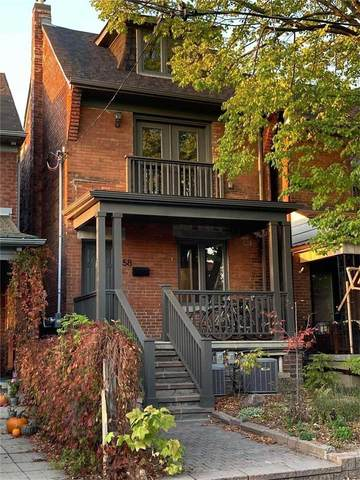 58 Armstrong Ave, Toronto, ON M6H 1V8 (#W5410260) :: Royal Lepage Connect