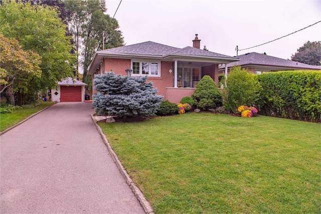 7 Sigmont Rd, Toronto, ON M9C 4K6 (#W5410268) :: Royal Lepage Connect