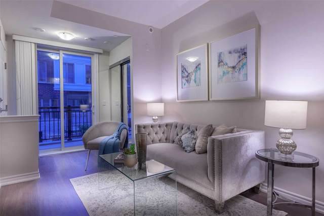 130 Long Branch Ave #23, Toronto, ON M8W 0A9 (#W5410304) :: Royal Lepage Connect