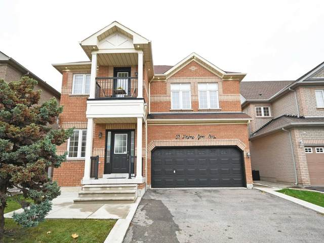 37 Masters Green Cres, Brampton, ON L7A 3K6 (#W5410362) :: Royal Lepage Connect
