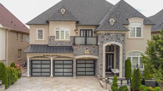 26 Bakersfield Rd, Brampton, ON L6P 3Y5 (#W5410674) :: Royal Lepage Connect