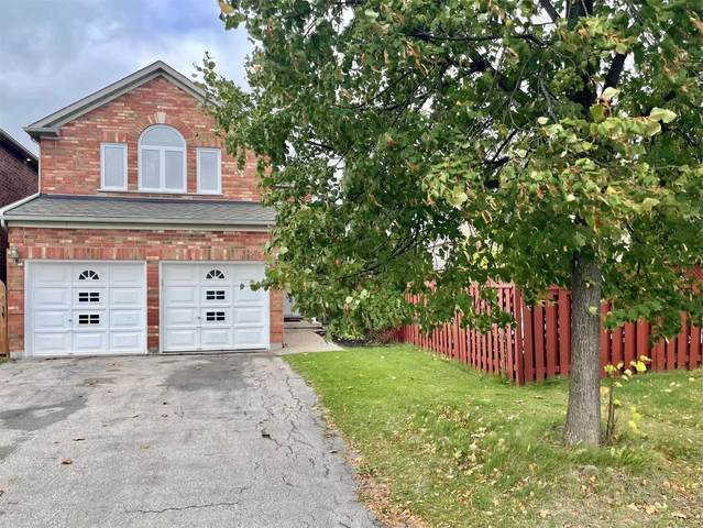 3263 Coralbean Pl, Mississauga, ON L5N 6X8 (#W5410720) :: Royal Lepage Connect