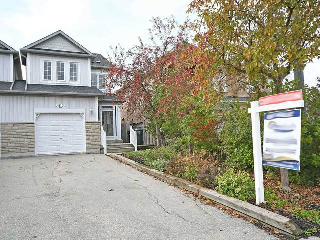 811 Avocado Cres, Mississauga, ON L5W 1K4 (#W5410761) :: Royal Lepage Connect
