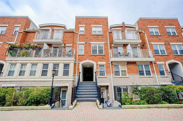 37 Four Winds Dr #16, Toronto, ON M3J 1K7 (#W5411524) :: Royal Lepage Connect