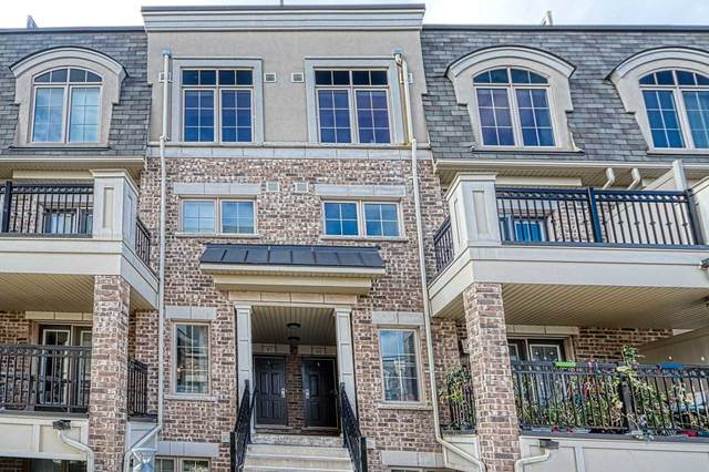 2441 Greenwich Dr #49, Oakville, ON L6M 0S3 (#W5411607) :: Royal Lepage Connect