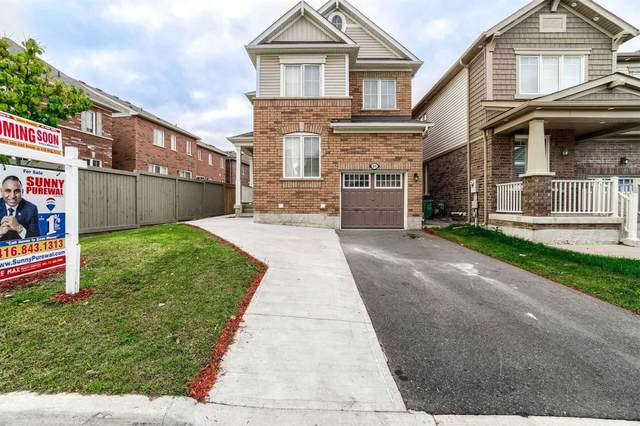 31 Stedford Cres, Brampton, ON L7A 0G4 (#W5411701) :: Royal Lepage Connect