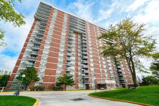 2645 Kipling Ave #1204, Toronto, ON M9V 3S6 (#W5411911) :: Royal Lepage Connect