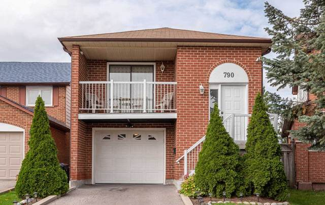 790 Thistle Down Crt, Mississauga, ON L5C 3K6 (#W5412367) :: Royal Lepage Connect