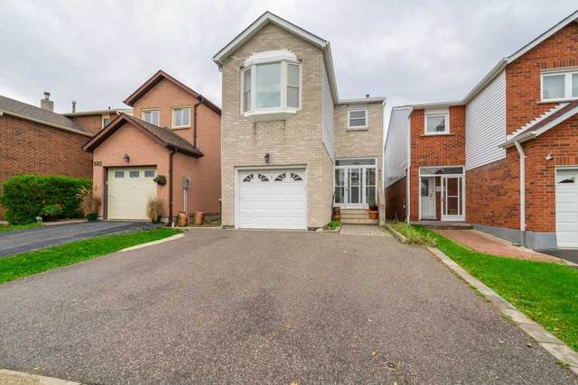 601 Galloway Cres, Mississauga, ON L5C 3R7 (#W5412515) :: Royal Lepage Connect