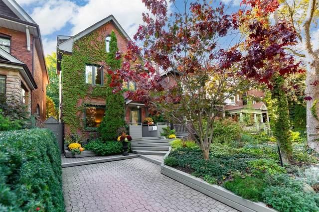 170 Oakmount Rd, Toronto, ON M6P 2M9 (#W5412642) :: Royal Lepage Connect
