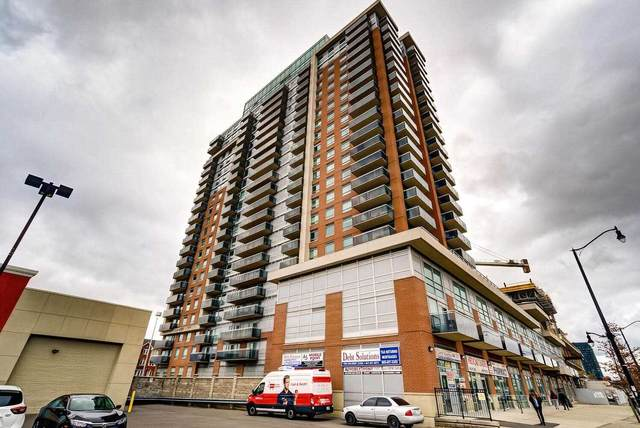 215 Queen St #1005, Brampton, ON L6Y 1M6 (#W5412690) :: Royal Lepage Connect