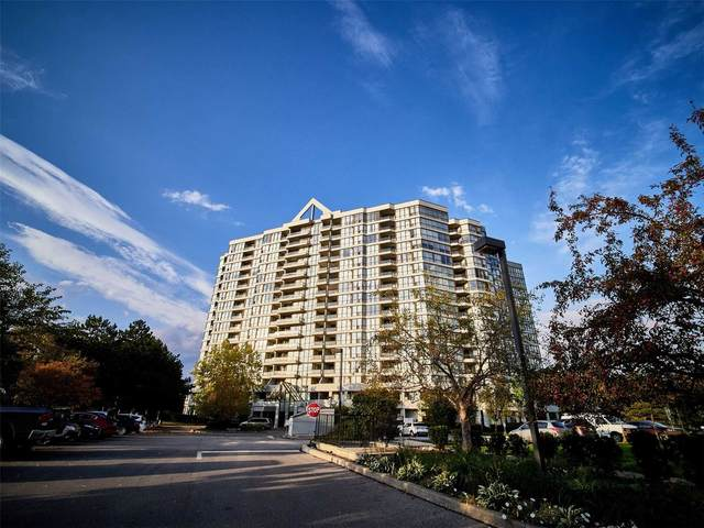 1 Rowntree Rd #1611, Toronto, ON M9V 5G7 (#W5412747) :: Royal Lepage Connect