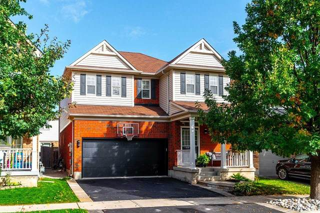 839 Howden Cres, Milton, ON L9T 0K9 (#W5412812) :: Royal Lepage Connect