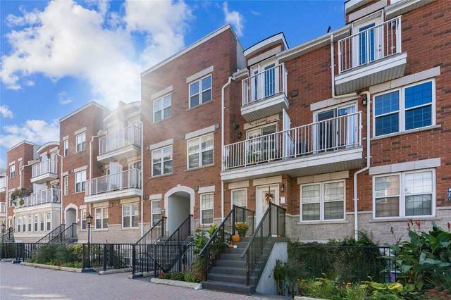 37 Four Winds Dr #2, Toronto, ON M3J 1K7 (#W5412853) :: Royal Lepage Connect