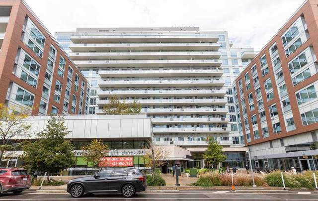 1830 W Bloor St Lph04, Toronto, ON M6P 0A2 (#W5413208) :: Royal Lepage Connect