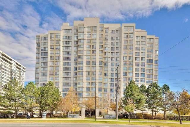2901 Kipling Ave #502, Toronto, ON M9V 5E5 (#W5413387) :: Royal Lepage Connect