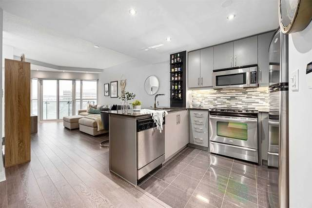 50 Absolute Ave #509, Mississauga, ON L4Z 0A8 (#W5414049) :: Royal Lepage Connect