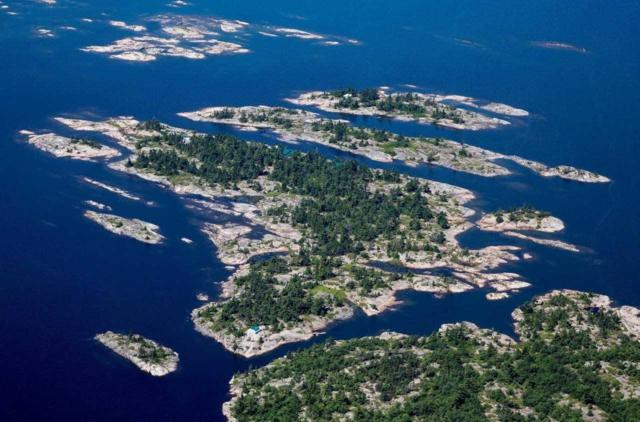 D207 Georgian Bay Island, Parry Sound, ON P0G 1A0 (#X4319707) :: Jacky Man   Remax Ultimate Realty Inc.