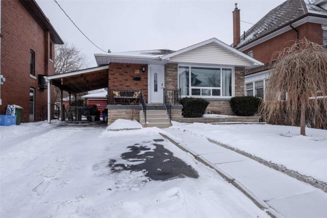 32 S Leinster Ave, Hamilton, ON L8M 3A1 (#X4377106) :: Jacky Man | Remax Ultimate Realty Inc.