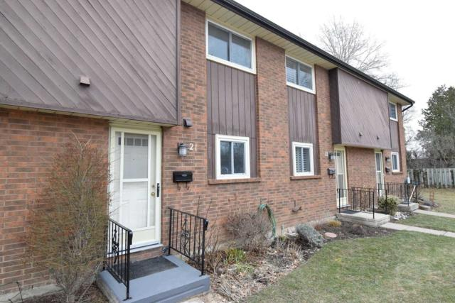 64 Forster St #21, St. Catharines, ON L2N 6T5 (#X4385486) :: Jacky Man | Remax Ultimate Realty Inc.