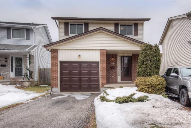 61 Ristau Cres, Kitchener, ON N2E 3A9 (#X4390880) :: Jacky Man   Remax Ultimate Realty Inc.