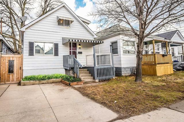 97 Hope Ave, Hamilton, ON L8H 2E5 (#X4391181) :: Jacky Man | Remax Ultimate Realty Inc.