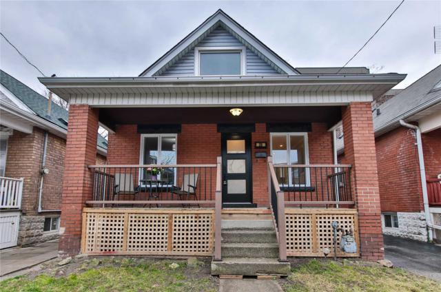 28 Webber Ave, Hamilton, ON L8N 1W3 (#X4415640) :: Jacky Man   Remax Ultimate Realty Inc.