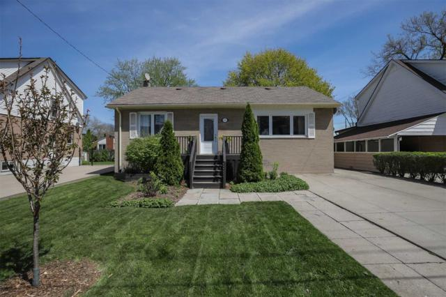 111 West 32nd St, Hamilton, ON L9C 5G8 (#X4455131) :: Sue Nori