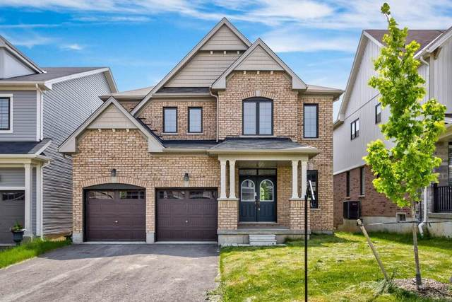 31 Larry Cres, Haldimand, ON N3W 0B4 (#X4540944) :: Jacky Man | Remax Ultimate Realty Inc.