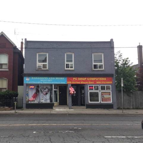 600-602 E Barton St, Hamilton, ON L8L 2Z7 (#X4637101) :: Sue Nori