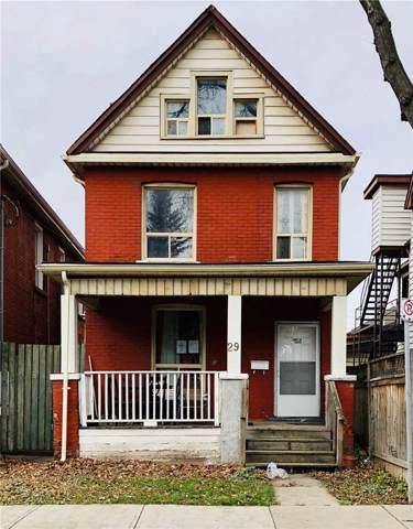 29 Minto Ave, Hamilton, ON L8L 6E3 (#X4637382) :: Sue Nori