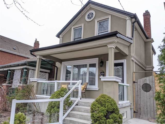 234 N West Ave, Hamilton, ON L8L 5C9 (#X4734928) :: Sue Nori