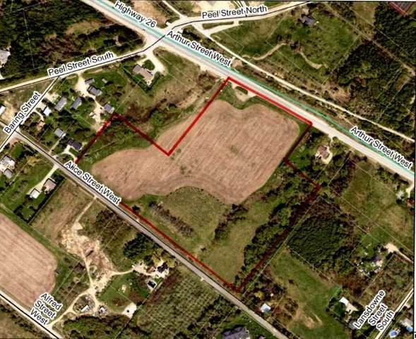 N/A W Arthur St, Blue Mountains, ON N0H 2P0 (MLS #X4781192) :: Forest Hill Real Estate Inc Brokerage Barrie Innisfil Orillia