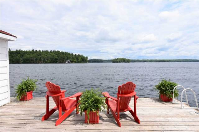 1158 Greenwood Point Rd #15, Muskoka Lakes, ON P1P 1R2 (#X4828857) :: The Ramos Team