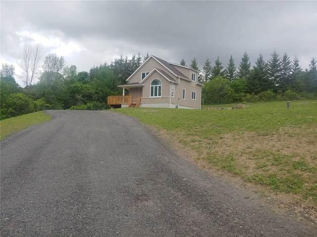 5849 Rice Lake Scenic Dr, Hamilton Township, ON K0K 2E0 (#X4838064) :: The Ramos Team