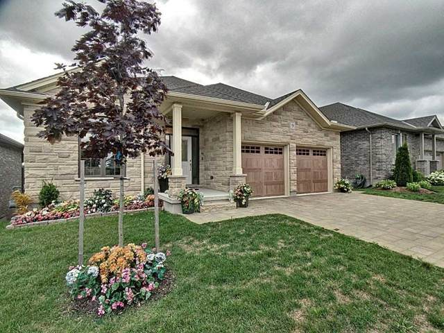 132 Robin Ridge Dr #9, Central Elgin, ON N0L 1B0 (#X4859588) :: The Ramos Team