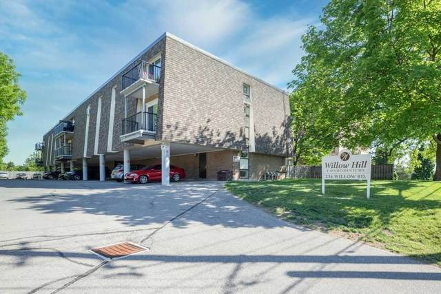 234 Willow Rd # 302, Guelph, ON N1H 7C6 (#X4859595) :: The Ramos Team