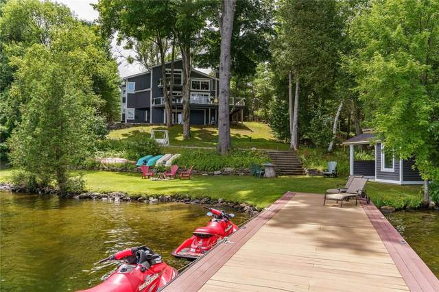 17 Muskoka Estates Rd, Muskoka Lakes, ON P0B 1J0 (#X4865734) :: The Ramos Team