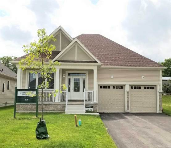 9 Sedona Crt Lot 15, Kawartha Lakes, ON K0M 1A0 (#X4876524) :: The Ramos Team