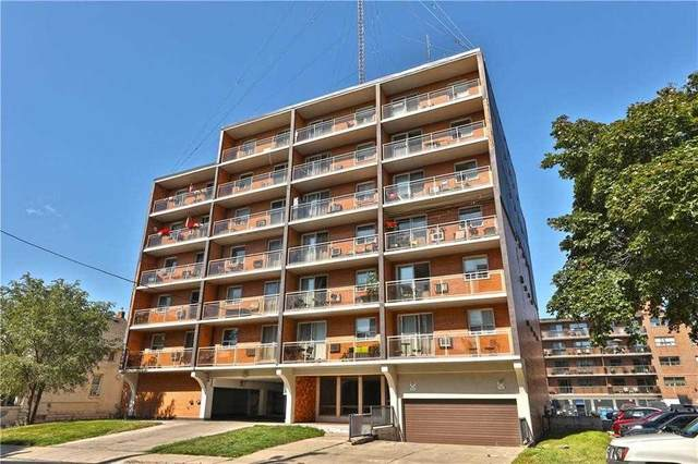 30 Summit Ave #507, Hamilton, ON L8V 2R8 (#X4877150) :: The Ramos Team