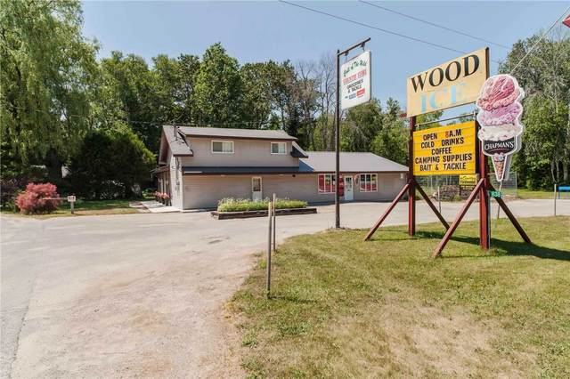 838 Sauble Falls Pkwy, South Bruce Peninsula, ON N0H 2T0 (#X4887019) :: The Ramos Team