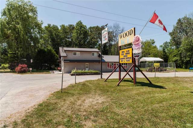 838 Sauble Falls Pkwy, South Bruce Peninsula, ON N0H 2T0 (#X4887069) :: The Ramos Team