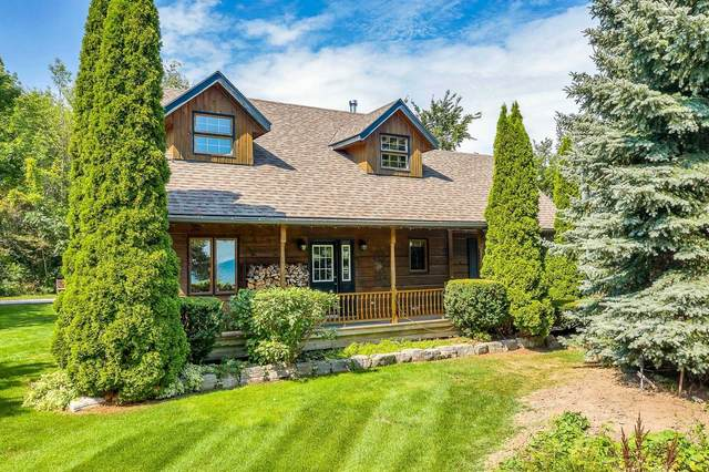 144 W Lakeshore Rd, Blue Mountains, ON L9Y 0S7 (#X4890099) :: The Ramos Team